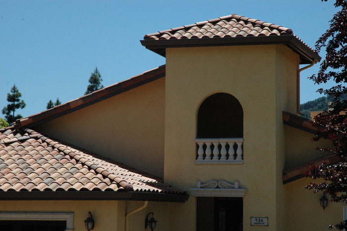 Clay Tile Roofing In San Jose Westshore Roofing Inc
