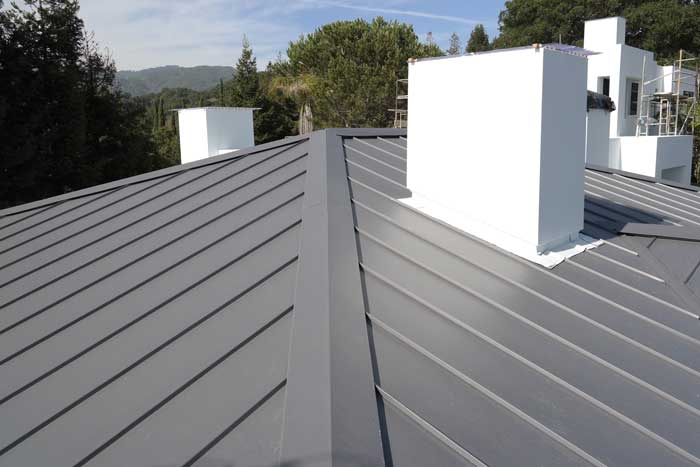 Metal Roofing In San Jose Westshore Roofing