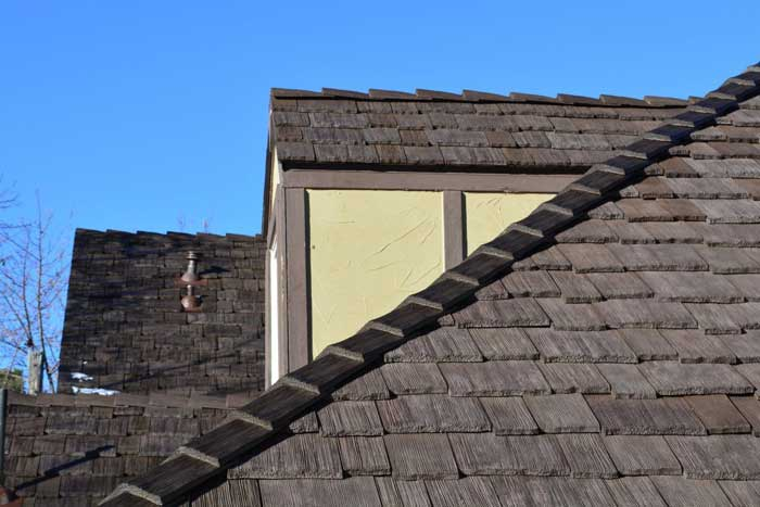 Synthetic Shake Roofing In San Jose Westshore Roofing