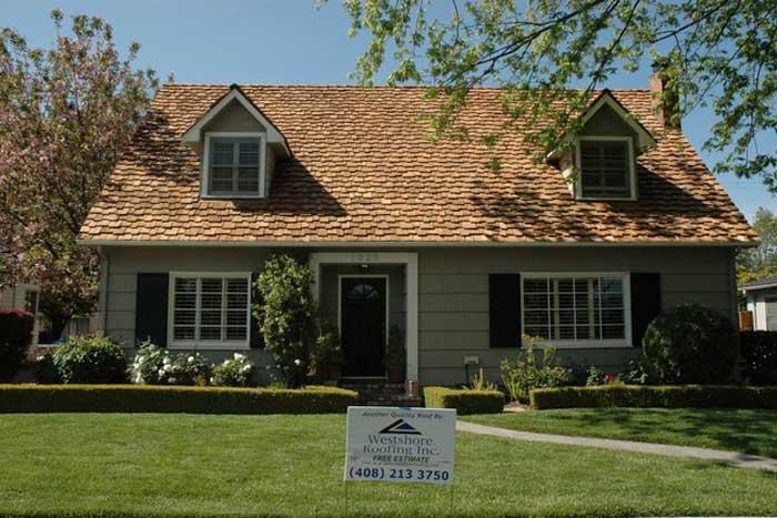 Wood Shake Roofing In San Jose Westshore Roofing Inc